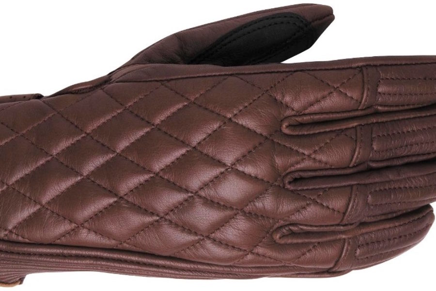 Roland Sands Design (RSD) women RIOT leather motorcycle gloves