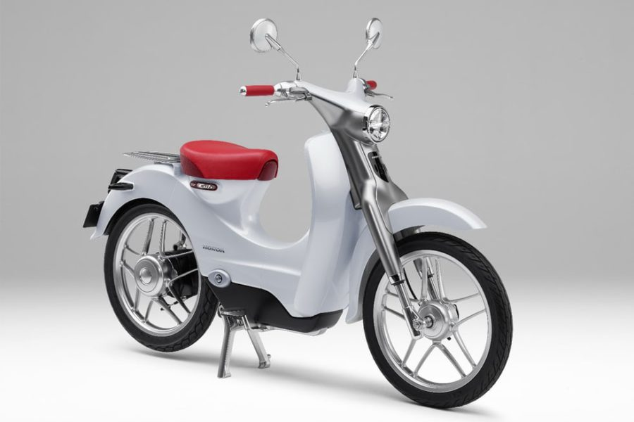 honda-ev-cub-2018-viva-moto Electric Honda EV-Cub to be in production by 2018