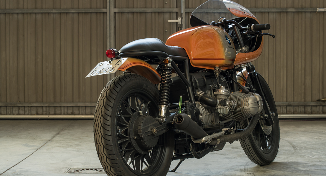 Cafe Racer Dreams Bmw R100 Motorcycle Viva Moto